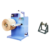 China Exporter for Flat Rope twisted Paper rope rewinding machines export to United States Wholesale