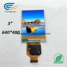 A030vvn01 3-дюймовый сенсорный монитор с сенсорным экраном