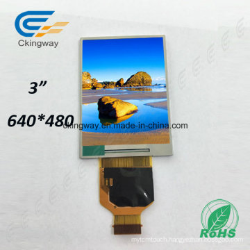 """A030vvn01 3"""" 45 Pin Touch Screen Monitor"""