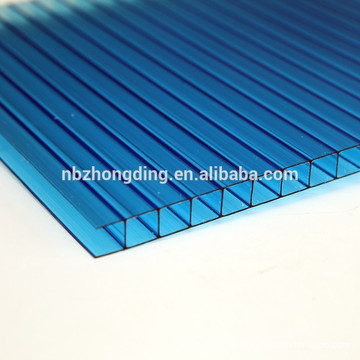 La qualité ISO garantit des prix creux en polycarbonate