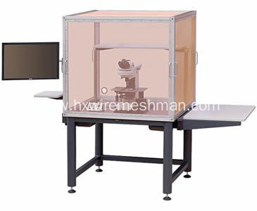 Shielding Screen for Laboratory Radiation Shielding