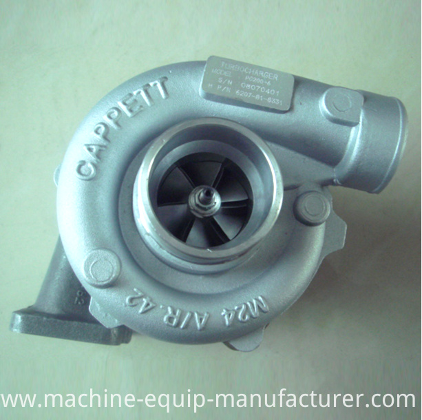 Supercharger 114400-2720
