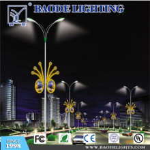 11m with Arm Galvanized Steel Street Lighting Pole (BDP011)