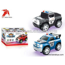 B/O POLICE CAR WITH LIGHT 905011837 CARTON CAR