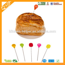 Produits à base de silicone Home For Cake Tester With Stainless Steel Handle