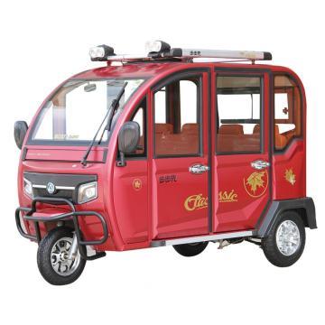 Tricycle électrique à trois roues entièrement fermé