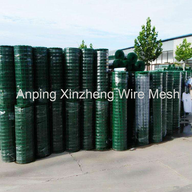 Vinyl Welded Wire Mesh