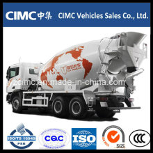 380HP 9-12cbm C & C 6X4 Betonmischer LKW