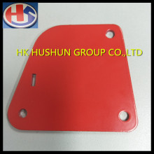 Metal Stamping Parts Can Be Custom Powder Coat Red (HS-Mt-030)