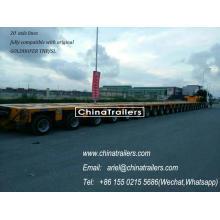 ChinaTrailers Manufactures Goldhofer THP/SL Modular Trailer