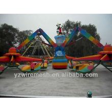2013 park equipment rides - Fabricación de tres estrellas Spinner