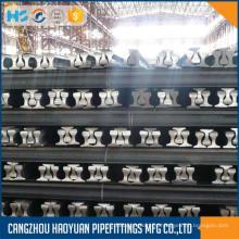 Ferrocarril de acero p38 38kg ferrocarril U71mn