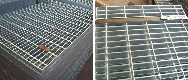 32 X 5mm Galvanized Steel Grating