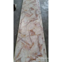 Interior Wall Decoration PVC Marble-Like Surface Sheet Washable PVC Wall Panels