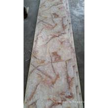 Настенное украшение для интерьера Настенные панно из ПВХ, похожее на мраморные поверхности
