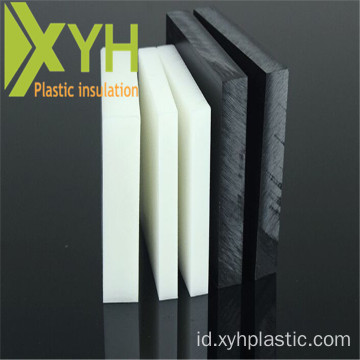 0,5-200 MM Tebal papan plastik asetal pom