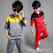 2016 Wholesale Fashion Hot Sale Sport Suit for Boy