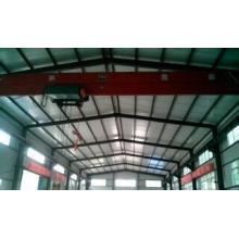Entrepôt préfabriqué / Atelier Structure en acier lourd structurel