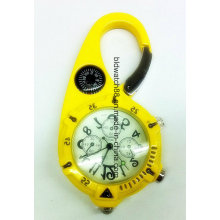 Men′s Hanging Watches Belt Clip on Watch Fob