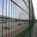 double wire weld mesh fence