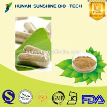 dünner Körper der Medizin / grüne Kaffeebohnen-Extrakt-Kapseln Chlorogensäure