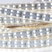 New Super bright 220V double row 2835 flexible led strip for indoor and ourdoor used
