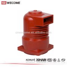 KEMA a témoigné l'appareillage moyen de support de barre omnibus de résine époxyde de l'appareillage 10KV de résine