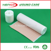 Fita cirúrgica de óxido de zinco adesiva HENSO CE