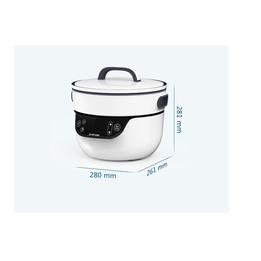Multifunctional Anhydrous Cooking Pot