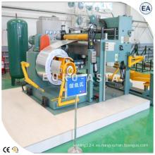 Máquina de bobina automática de la hoja del transformador