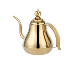 Hochwertiger 1.5L / 2.0L Gold Edelstahl Tee Wasser / Hotal Wasserkocher / Tropfkaffee Wasserkocher