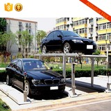 automatic multilevel smart pit car parking system