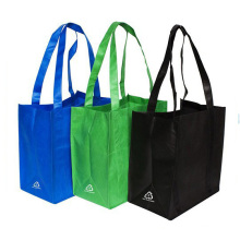KRAFT non woven fabric shopping bag kraft paper bag
