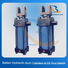 Compact Rob Hidráulica Cilindro de Imprensa / Fabricação