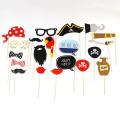 Barba de marca FQ Halloween máscara de festa de aniversário criativa