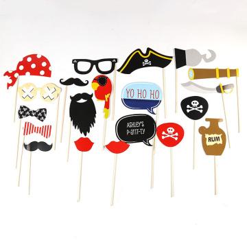 Barba de la marca FQ máscara de la fiesta de cumpleaños creativa de Halloween
