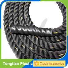 30mm Nylon power battle rope for training