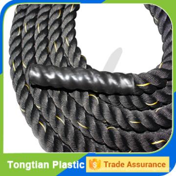 Cuerda de combate de energía de nylon de 30 mm para entrenamiento