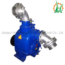 P-6 Self-Priming Diesel Engine or Electric Sewage Non-Clogging Pump