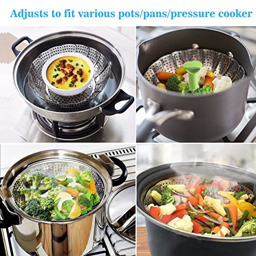 Steamer Basket for Instant Pot