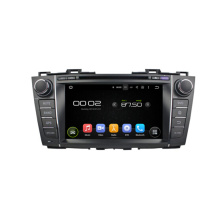 Reproductor multimedia de coches Android para Mazada 5 / Premacy