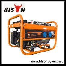 BISON (CHINA) HONDA générateurs électriques 3.5KW alimentés par le moteur Gx270