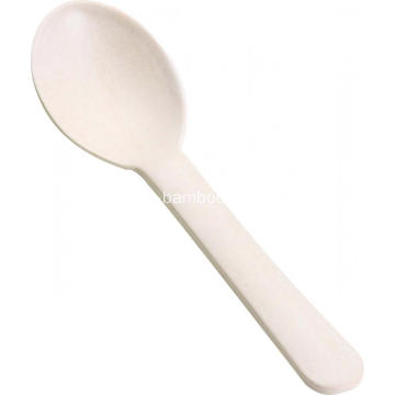 Natural non-additive meal spoon