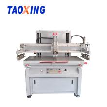 Semi-auto Yoga Mats tela máquina de impressão