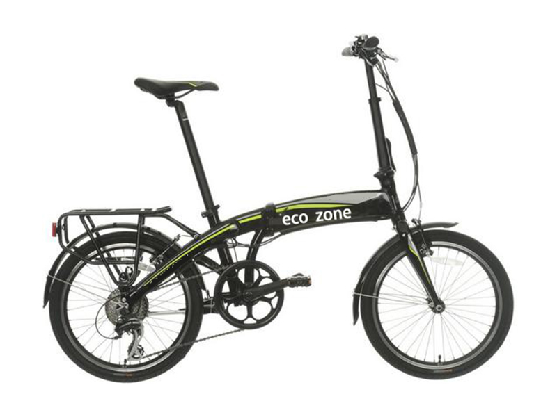 Electric Bicycle Double