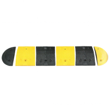 Rubber or Plastic Speed Bump Traffic Facilities