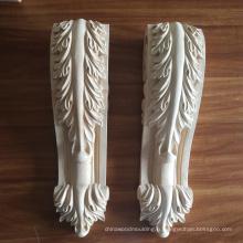 bois sculpte et corbeaux de bois chapiteau en bois gravé