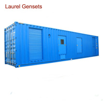 Diesel Engine Silent Container Generator Sets