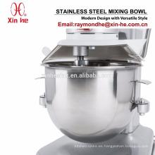 Componente de la máquina de la comida de la panadería de la cocina, mezclador comercial del acero inoxidable para los litros de 10 QT Mezclador de globo de Vollrath Hobart