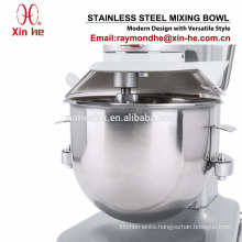 Kitchen Bakery Food Machine Component, Commercial Stainless Steel Mixing Bowl for 10 QT Liters Vollrath Hobart Globe Mixer